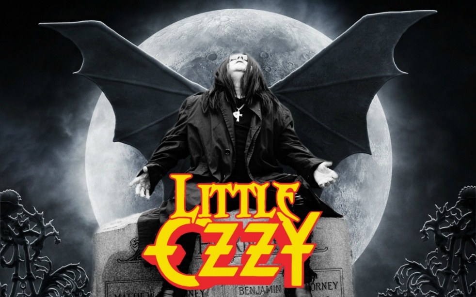 The Little Ozzy Podcast - Cover Image