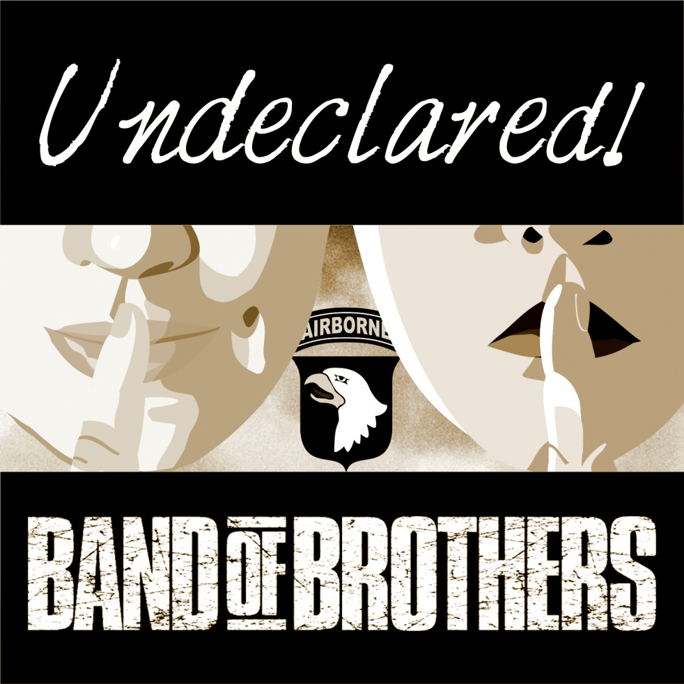 Undeclared! Band of Brothers - show cover