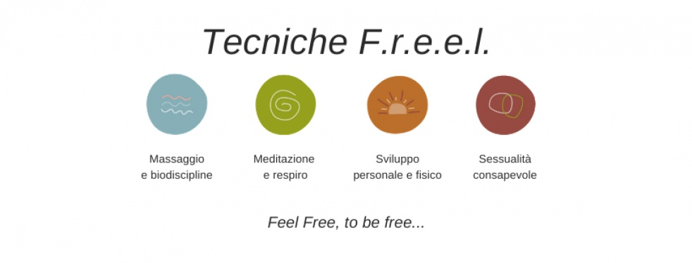 Francesco Sartori - Tecniche F.r.e.e.l. - Cover Image