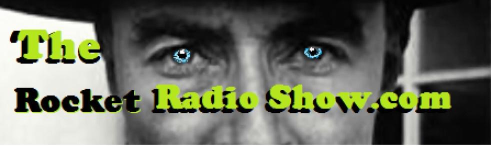 THE ROCKET RADIO SHOW. COM - immagine di copertina dello show