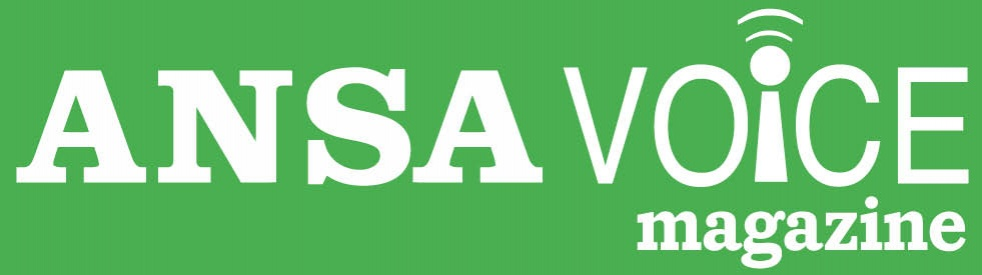 ANSA Voice Magazine - imagen de portada