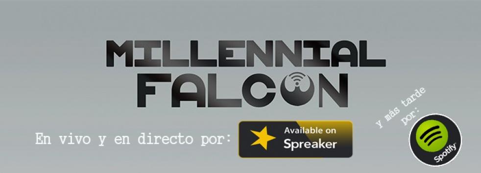 Millennial Falcon - immagine di copertina dello show