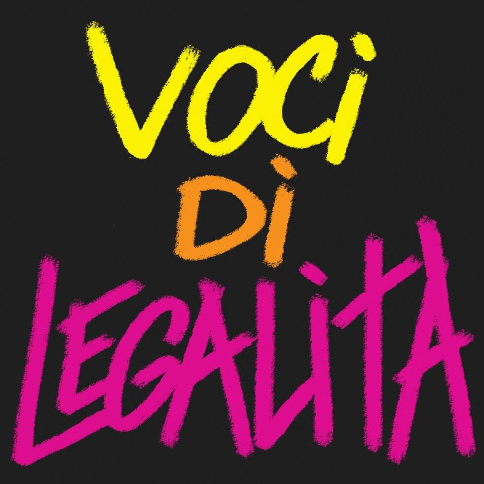 Voci di Legalità - immagine di copertina