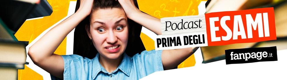 Podcast prima degli esami - imagen de portada