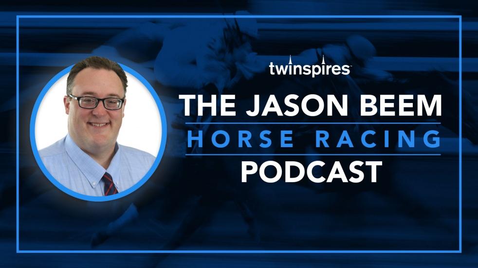 Jason Beem Horse Racing Podcast - immagine di copertina