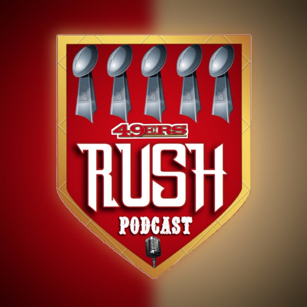 49ers Rush Podcast with John Chapman - Cover Image