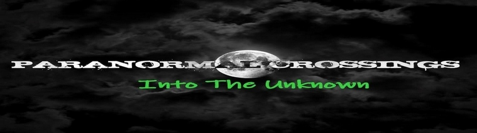 Paranormal Crossings- Into the Unknown - show cover