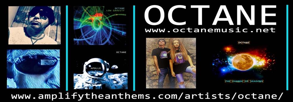 The Surgemaster Sessions with Octane - imagen de show de portada