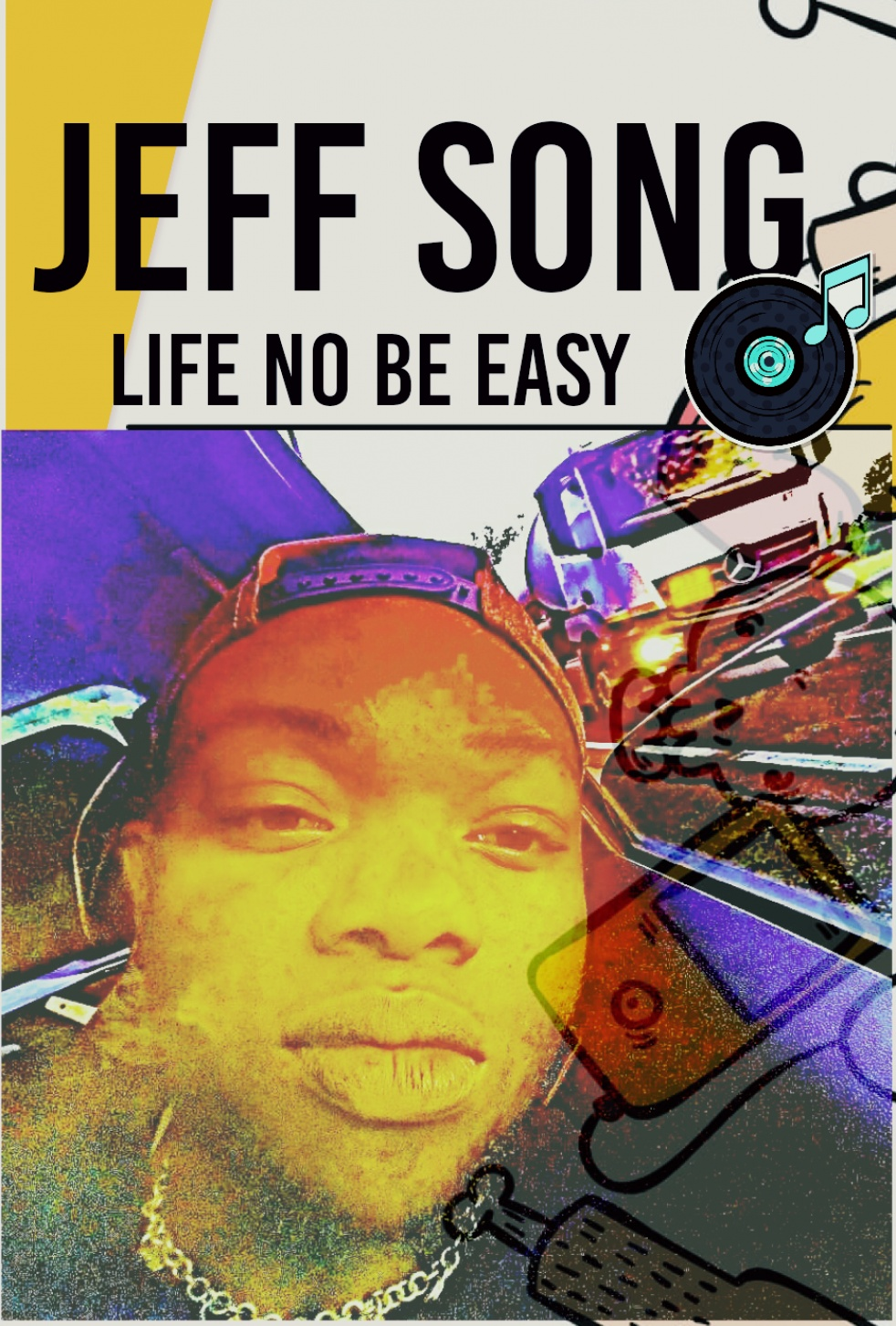 JEFF SONG - show cover