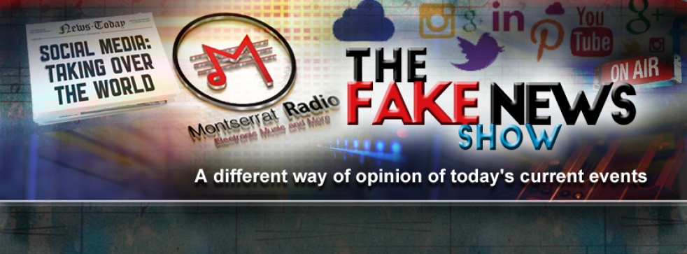 THE FAKE NEWS SHOW - show cover