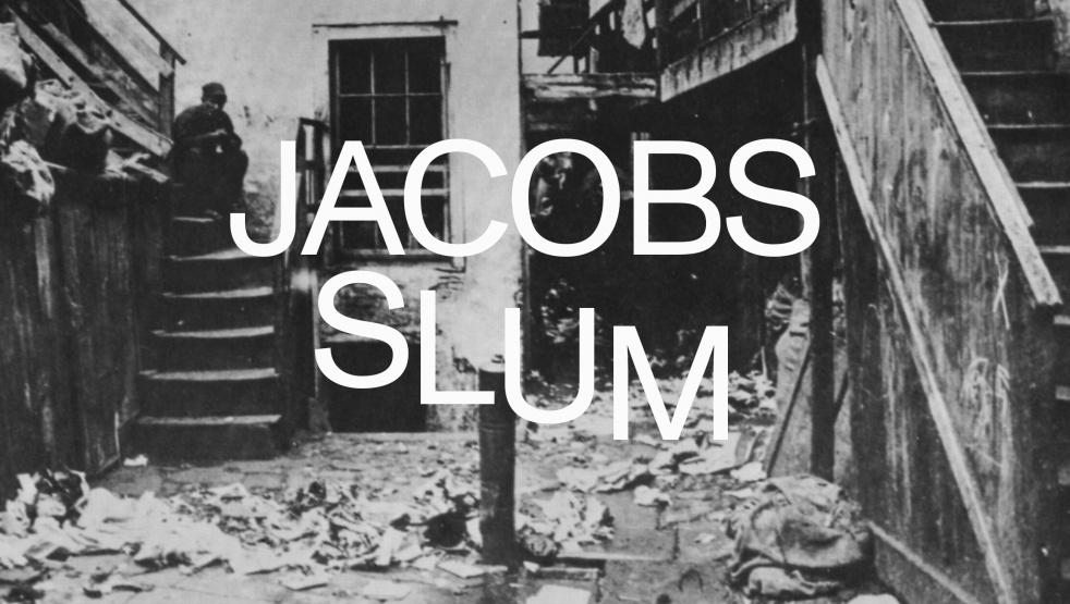 Jacobs Slum - show cover