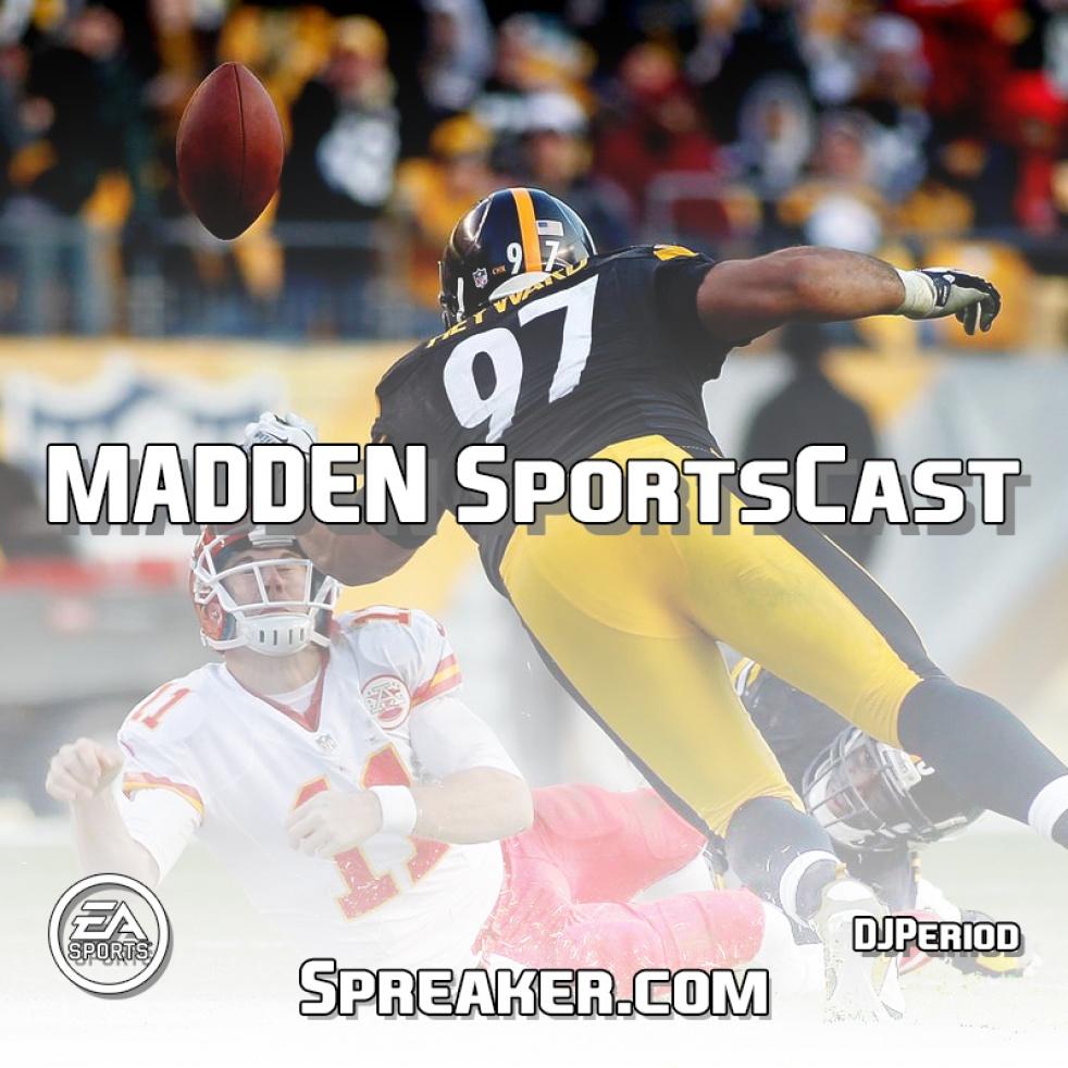 Madden Sportscast - imagen de portada