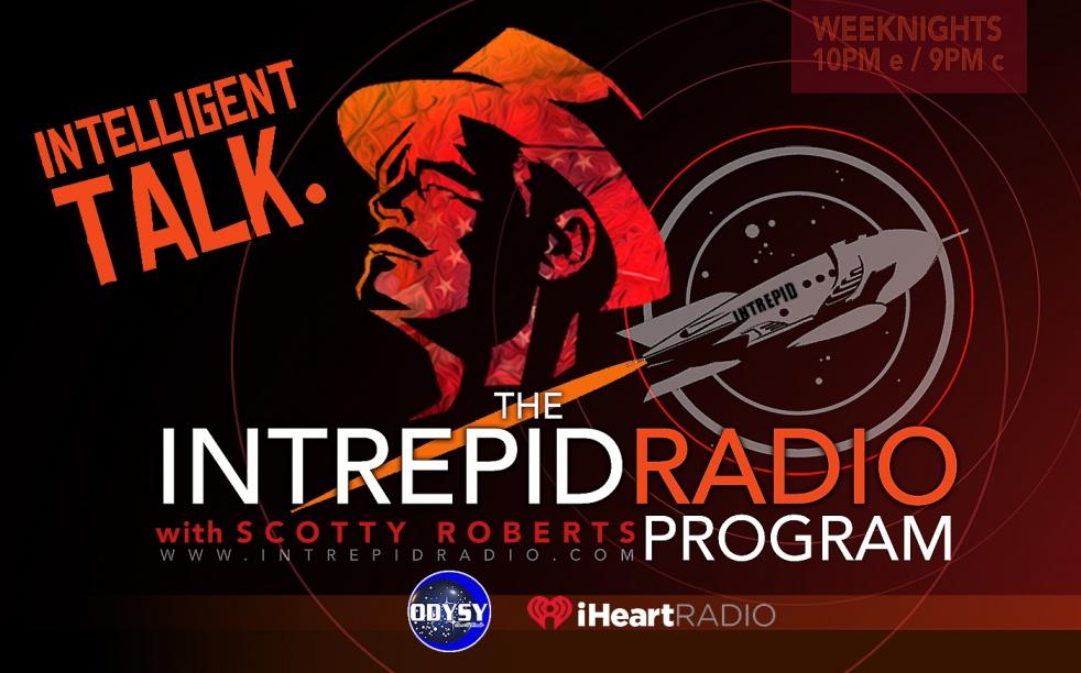 The Intrepid Radio Program - Cover Image