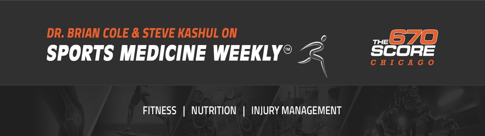 Sports Medicine Weekly - show cover