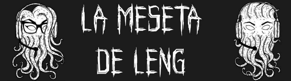 La Meseta de Leng - immagine di copertina