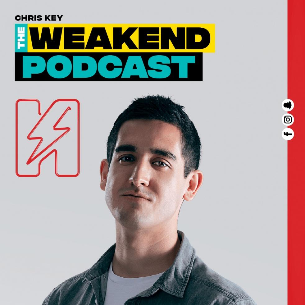 The Weakend - imagen de show de portada