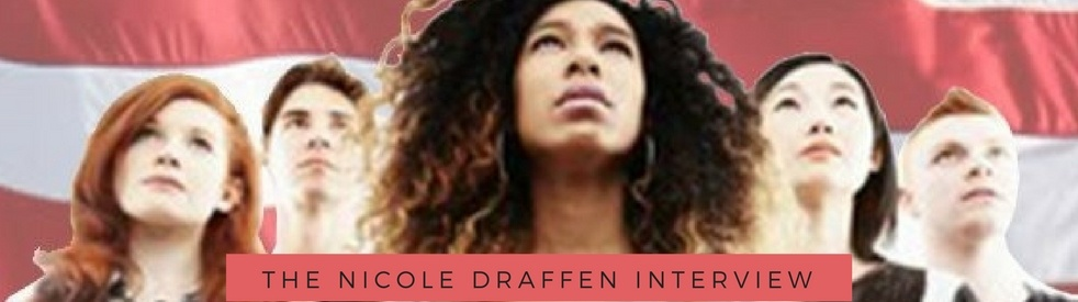 The Nicole Draffen Interview. - show cover