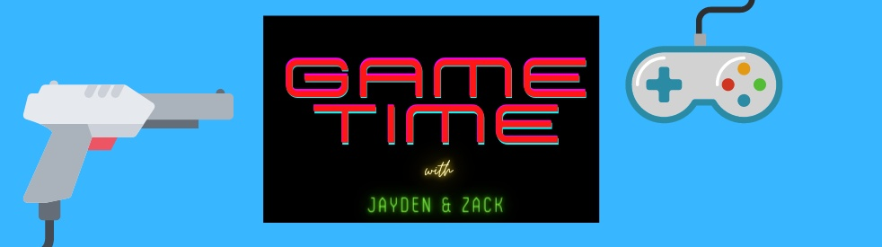 Game Time with Jayden and Zack - immagine di copertina