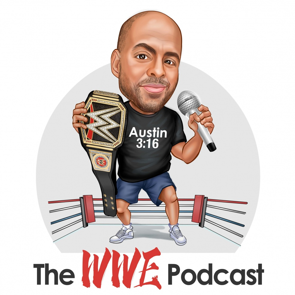 The WWE Podcast - Cover Image