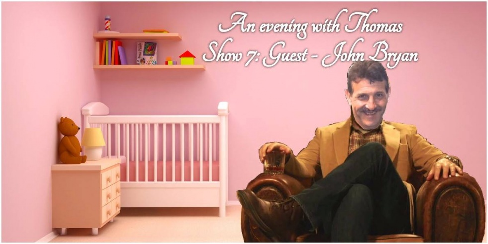 An evening with Thomas: John Bryan - show cover