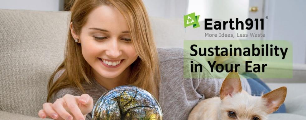 Earth911.com: Sustainability In Your Ear - immagine di copertina