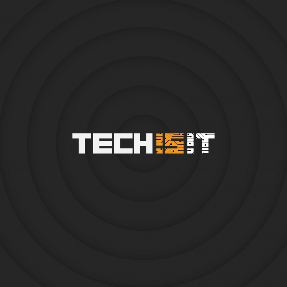 TECH IS IT - Cover Image