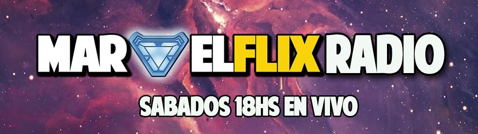 MarvelFlix Radio - imagen de portada