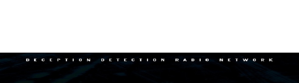 Deception Detection Radio with Kay - imagen de show de portada