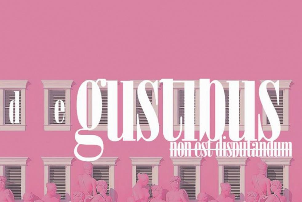 De Gustibus - imagen de show de portada