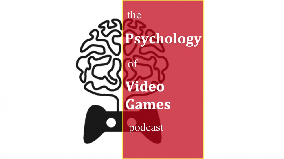 Psychology of Video Games Podcast - show cover