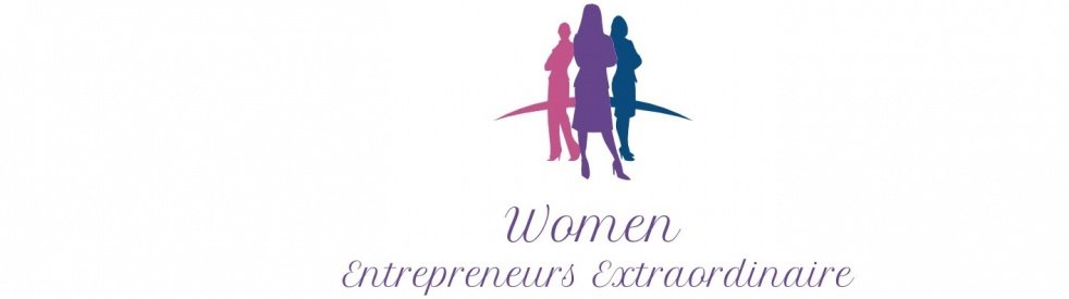 Women Entrepreneurs Extraordinaire - show cover