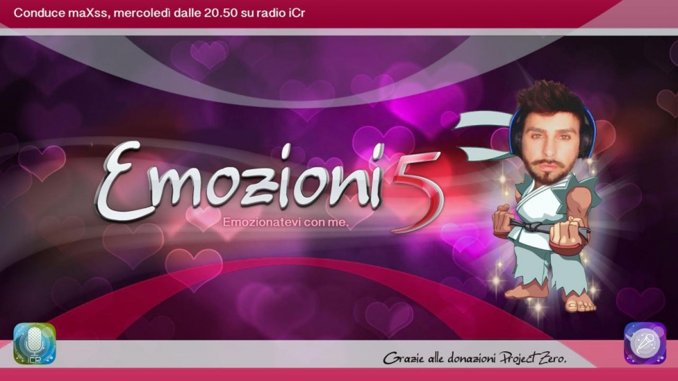 Emozioni by maXss - show cover