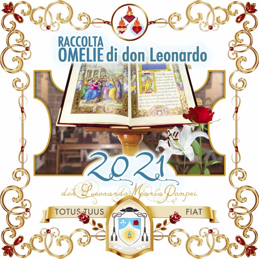 Omelie di don Leonardo Maria Pompei, 2021 - Cover Image