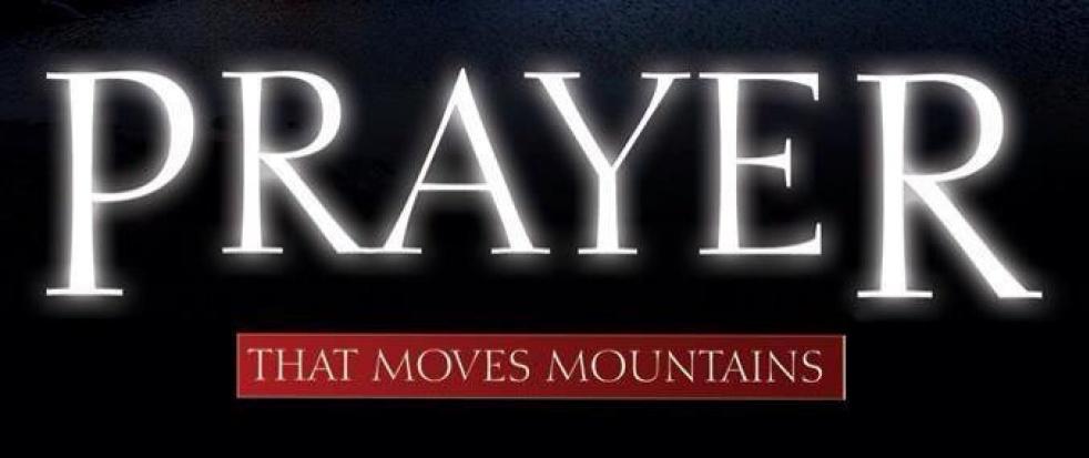Prayer Points - imagen de show de portada