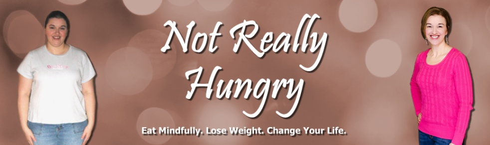 Not Really Hungry Podcast - Cover Image