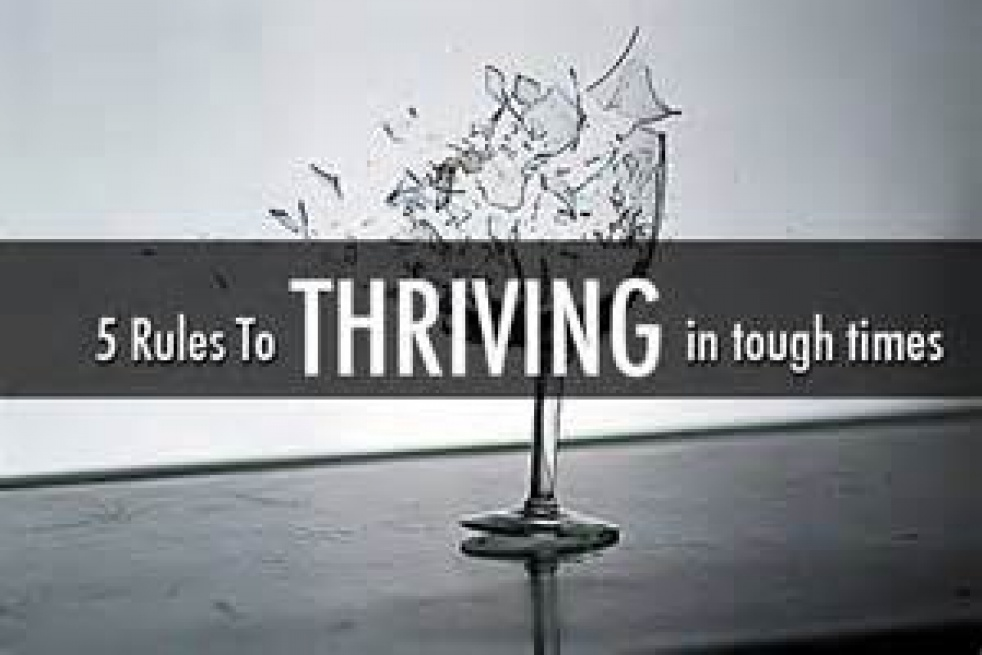 Thriving In Unlikely Circumstances #7 - Cover Image