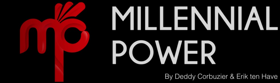 Millennial Power - Cover Image