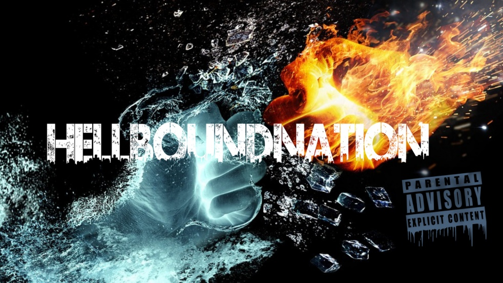 Hellbound with Halos - imagen de show de portada