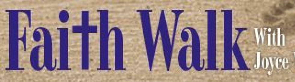 Faith Walk with Joyce White - show cover