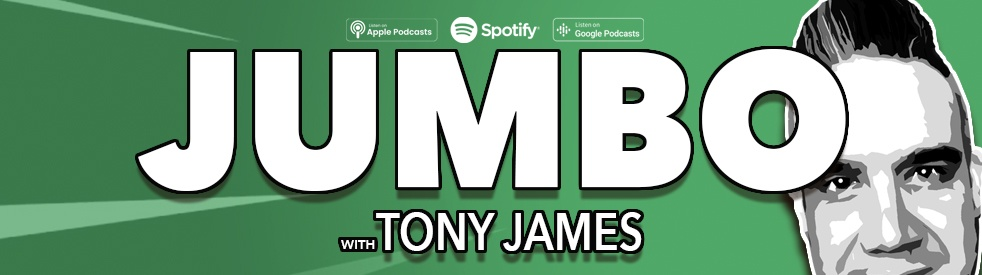 Jumbo with Tony James - Cover Image