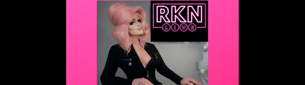 RKN Live Raquel Redd Show - immagine di copertina