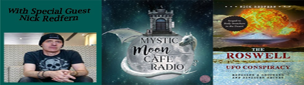 Mystic Moon Cafe Radio - show cover
