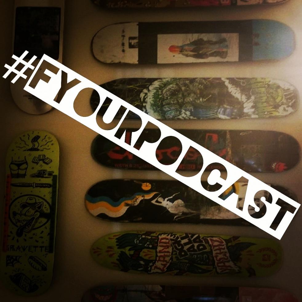 #FyourPodcast Season 1 - immagine di copertina dello show
