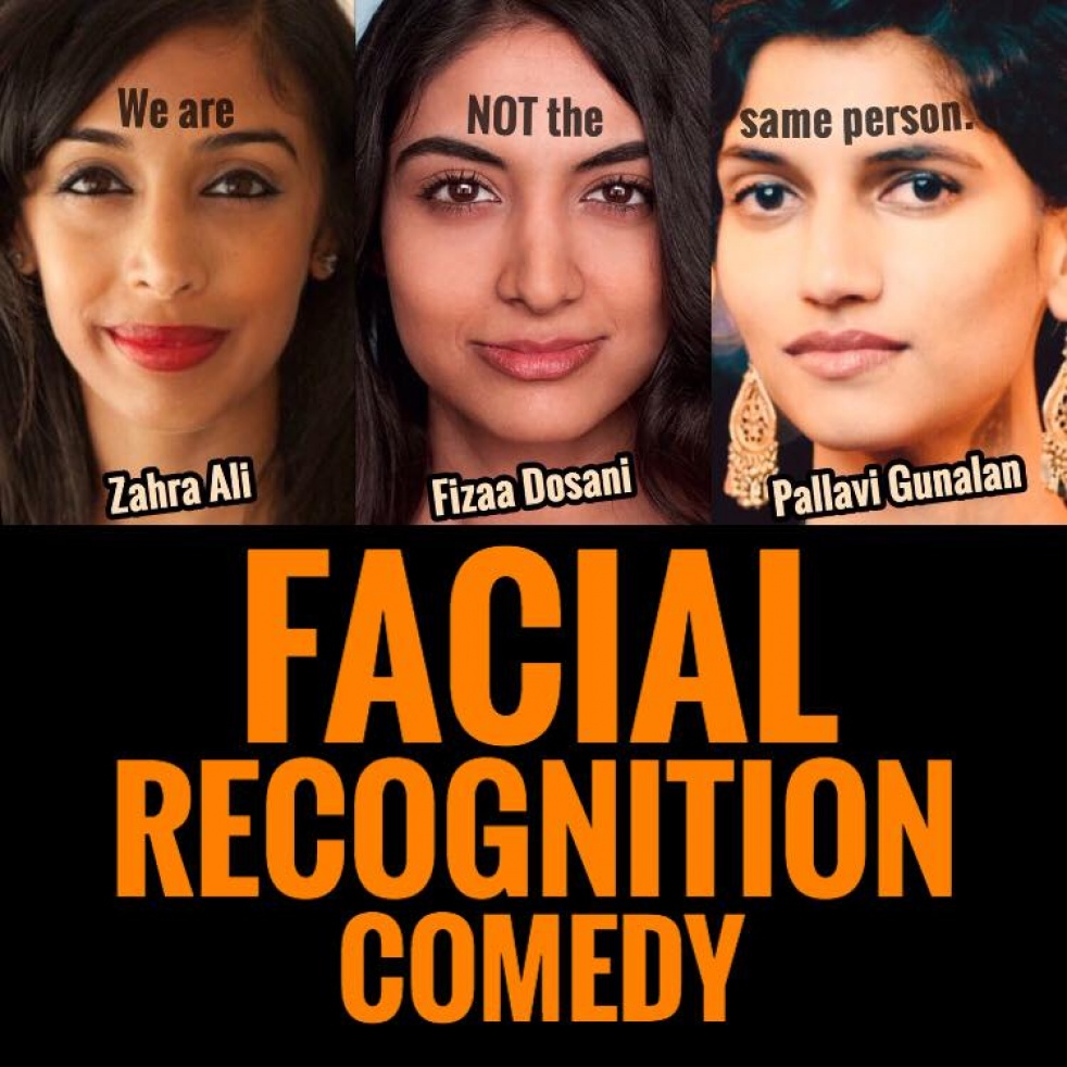 Facial Recognition Comedy - show cover