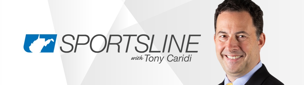 Sportsline with Tony Caridi - show cover