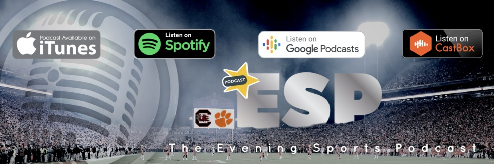 EVENING SPORTS PODCAST - show cover