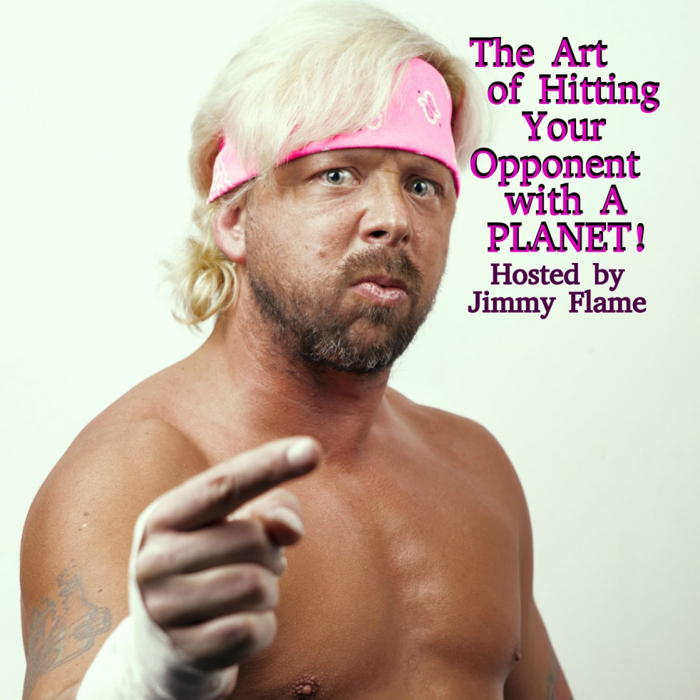 Art of Hitting Your Opp. with a Planet - show cover