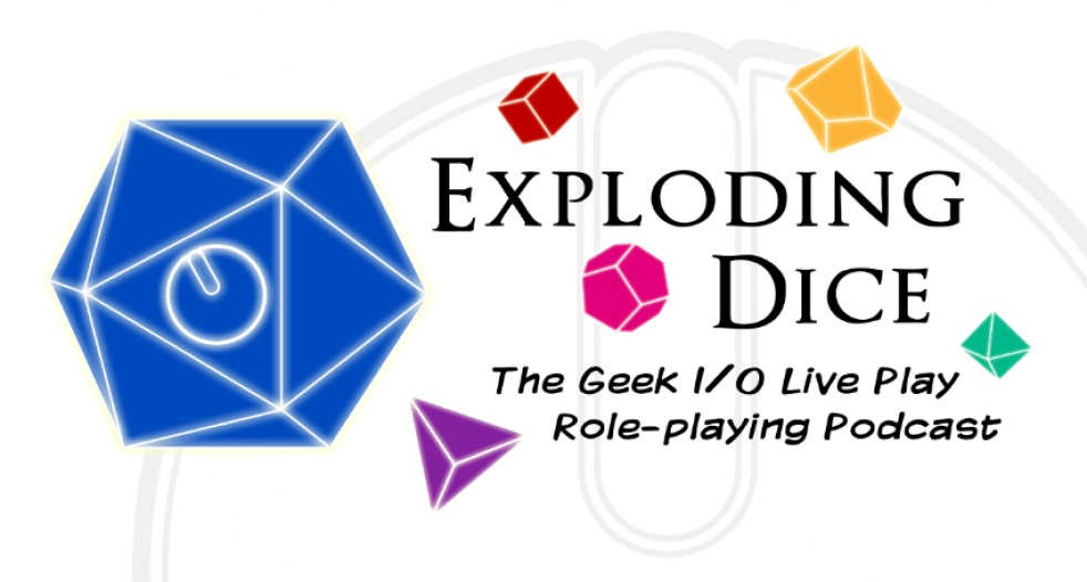 Exploding Dice (formerly The Mana Pool) - immagine di copertina dello show