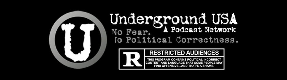 Underground USA - imagen de show de portada