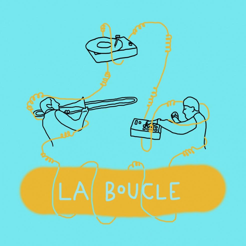 La Boucle | Lucio Dallas - show cover